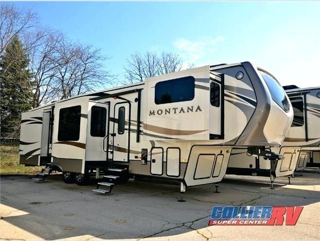 Gorgeous Collier Rv Arts Inspirational For New 2016 Keystone Montana 3711 Fl Fifth Wheel At Rockford Il 702312 89