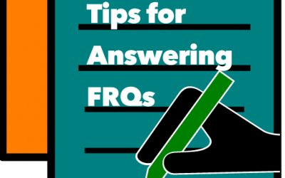 Tips for Answering AP Biology Free Response Questions