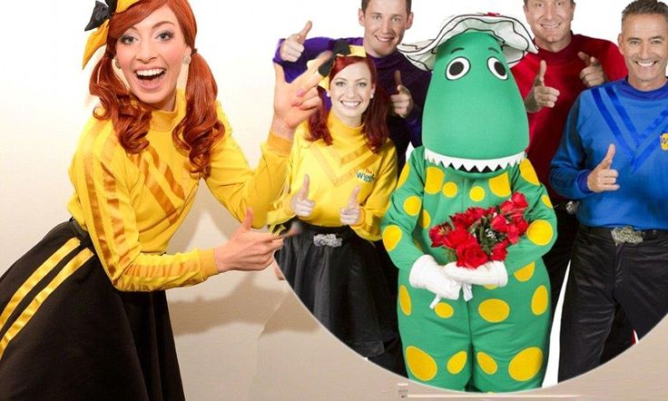 How new Yellow Wiggle Emma Watkins invigorated the children's group