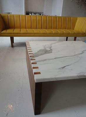 Welcome to KIARA Trading Co.: Wood & Marble Love