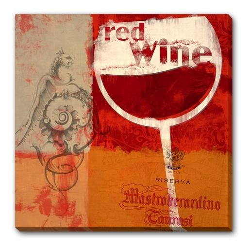 Magazin online de tablouri si postere de arta, tablouri canvas decoratiuni pictura moderna abstract picturi religioase reproduceri de arta fotografii - CULINAR - Red Wine