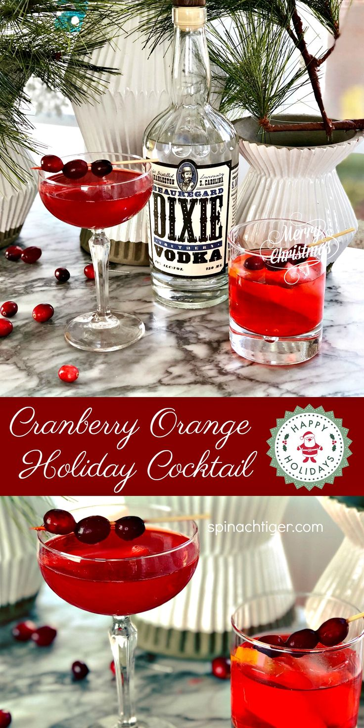 Simple Cocktail Recipe can be Your Signature Holiday Cocktail