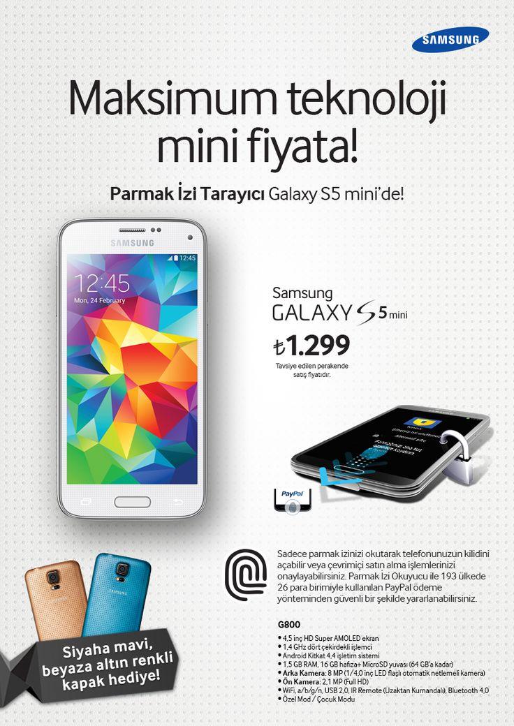 Kalite ve şıklığın TEKNOLOJİ ile buluşması; Galaxy S5 Mini   Arya Elektronik Plaza'larda ÖN SİPARİŞTE !!!  ✰ ARYA ELEKTRONİK Samsung Digital Plaza | Muratpaşa ✰ ARYA ELEKTRONİK Samsung Digital Plaza | Konyaaltı #Antalya #GalaxyS5Mini #teknoloji