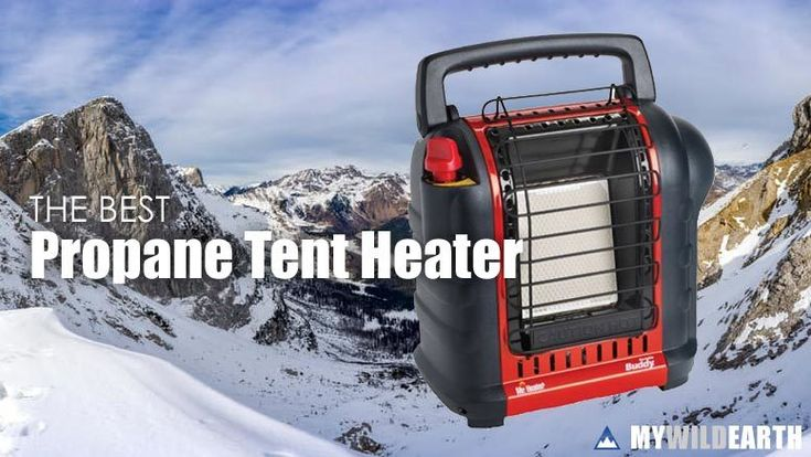 Propane Tent Heater for Safe Camping http://camptentlover.com/comfortable-ways-to-sleep-in-a-tent/