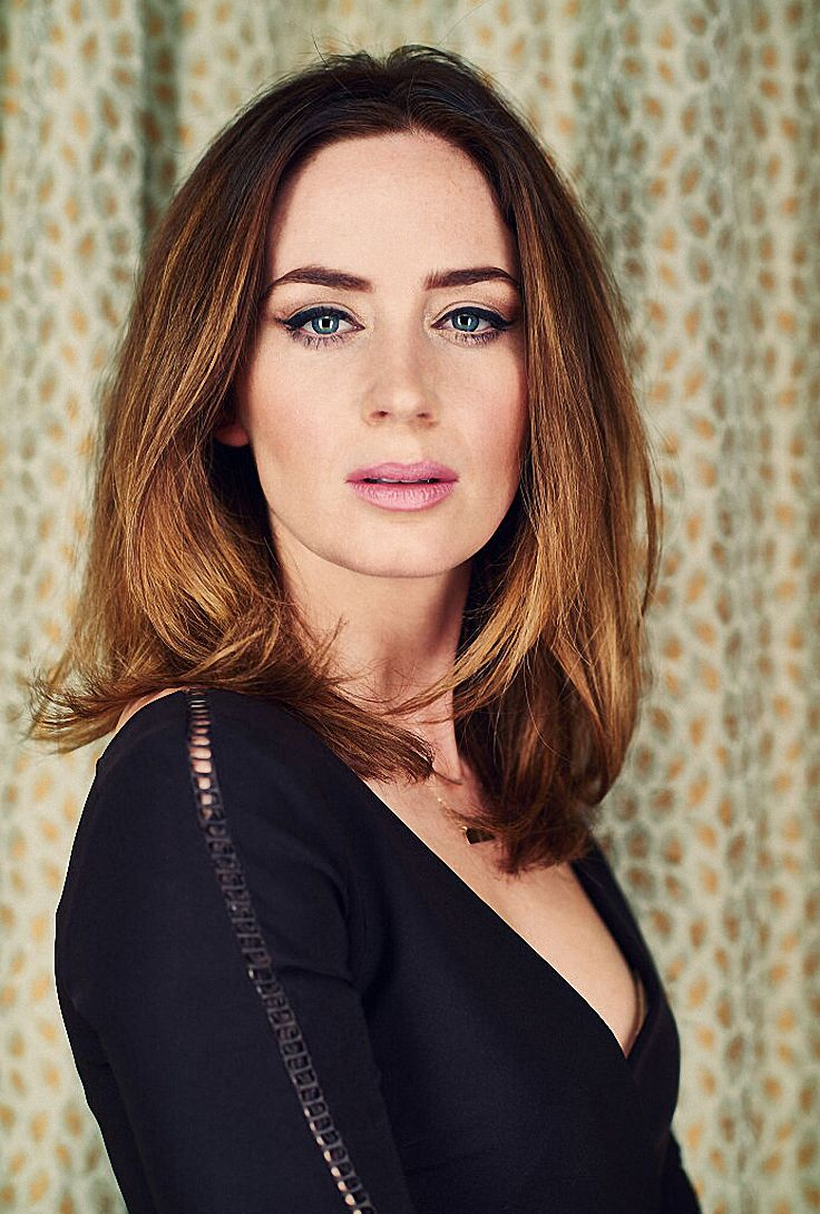 Emily Blunt by Matt Doyle for Backstage Magazine • 2014