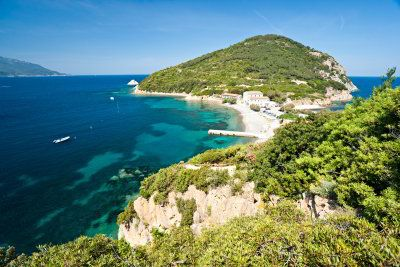 Toskana-Urlaub mit Hund am Meer - Ferienhäuser + Fewos