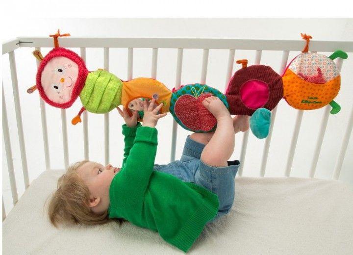 Juliette Entdeckungsband Aktivspielzeug, Lilliputiens