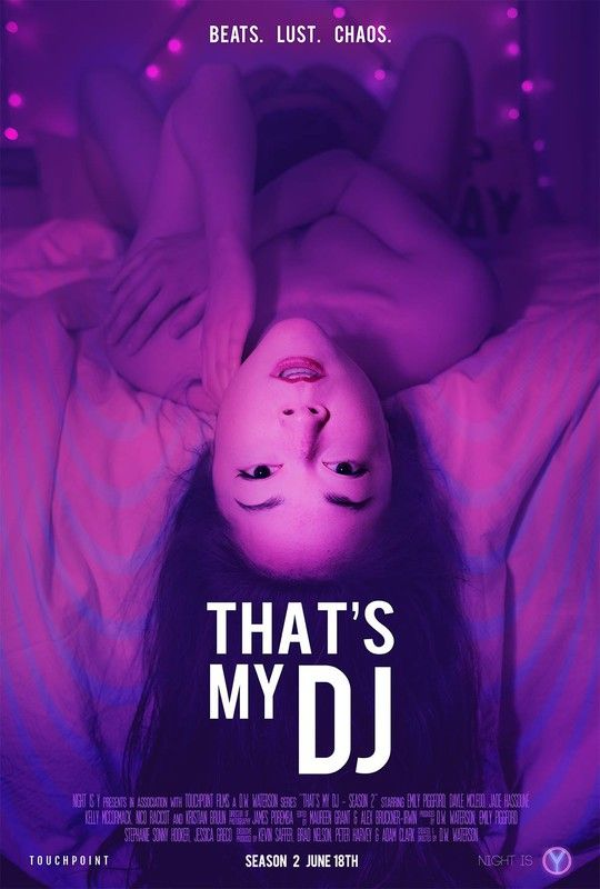WINNER of Best Canadian Web Series Presented by William F. White goes to That's My DJ | congrats to the #ImageArts filled crew and cast! http://www.towebfest.com/2017-awards