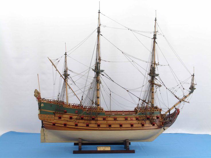 Ship model WAPEN VON HAMBURG