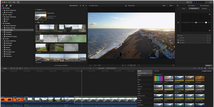 Final Cut Pro Diary: Discovering that adjusting exposure & saturation is as easy as it is with photos | 9to5Mac