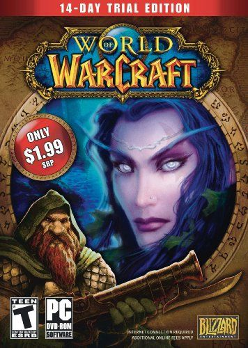 World Of Warcraft 14-Day Free Trial DVD @ niftywarehouse.com #NiftyWarehouse #WoW #WorldOfWarcraft #Warcraft #Gaming