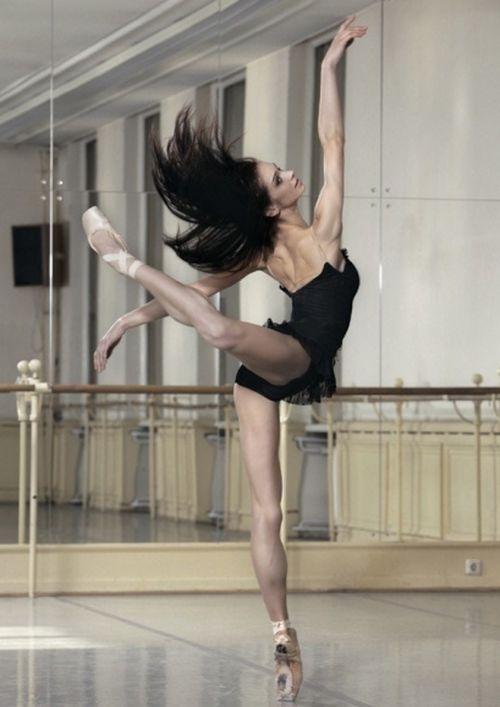 Bloch All Star - Polina Semionova #ballet #dancer #ballerina