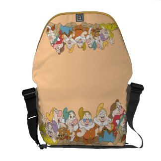 The Seven Dwarfs 2 Messenger Bag