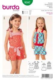 Výsledek obrázku pro šaty pro holčičky střihy