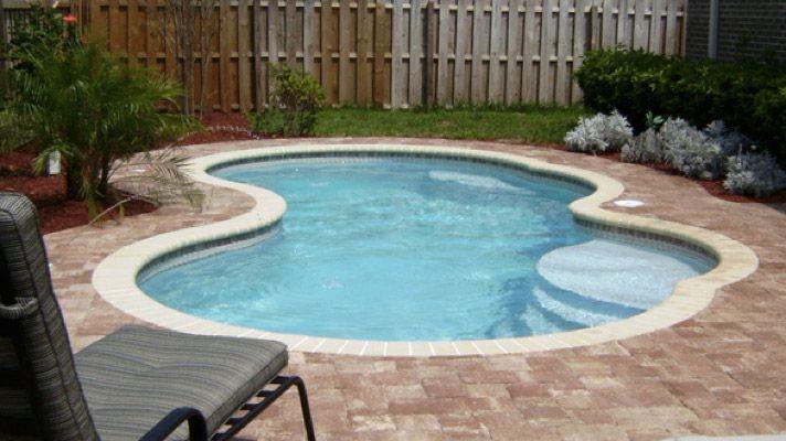 Best 25 Fiberglass Swimming Pools Ideas On Pinterest Small Fiberglass Pools Small Pools And