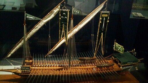 Built 1872 . 40 mtr. Ottoman  war vessel.