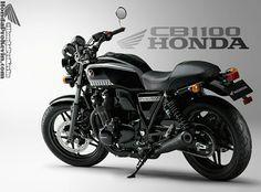 2016 Honda CB1100 Info Custom Concept Motorcycle