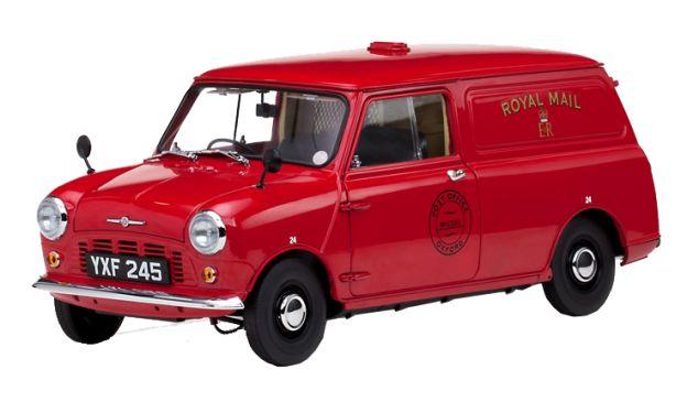 Royal Mail Mini Van transparent image Toy png images with transparent background Royal Mail mini van image for web design or graphics design