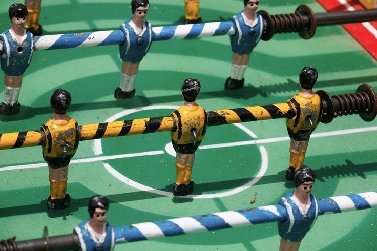 De kleinste voetbalcompetitie ter wereld