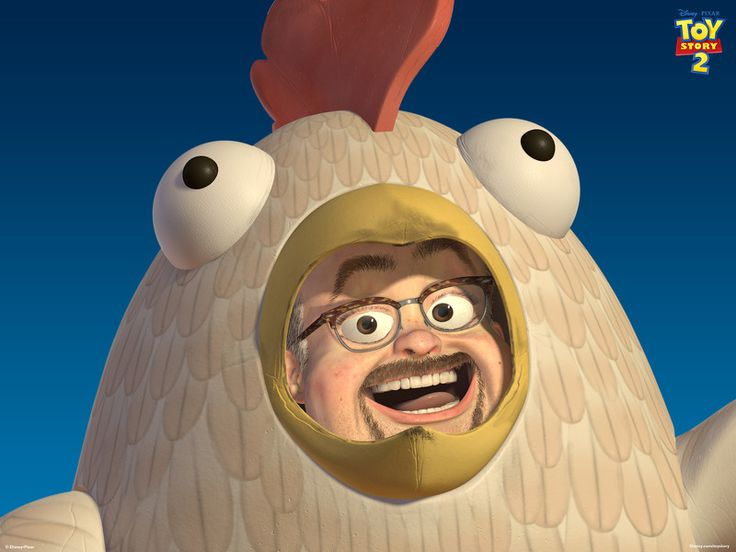 Toy Story Character List : Best images about character profile chicken man on