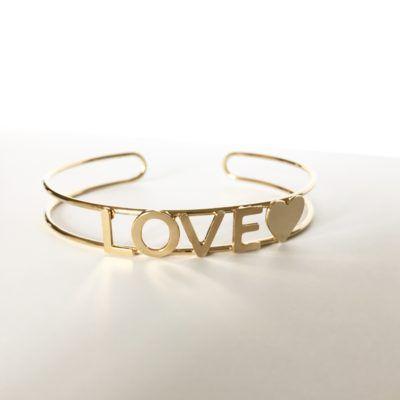Bracciale doppia fascia LOVE – Simply love Jewels