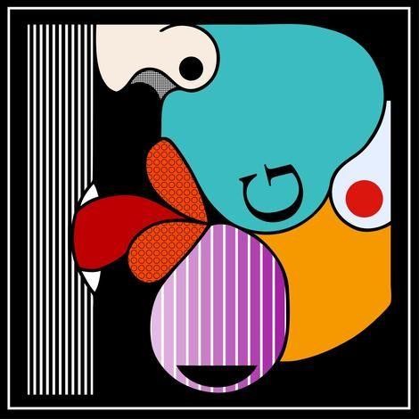 Oswald Aulestia, lamiendo on ArtStack #oswald-aulestia #art