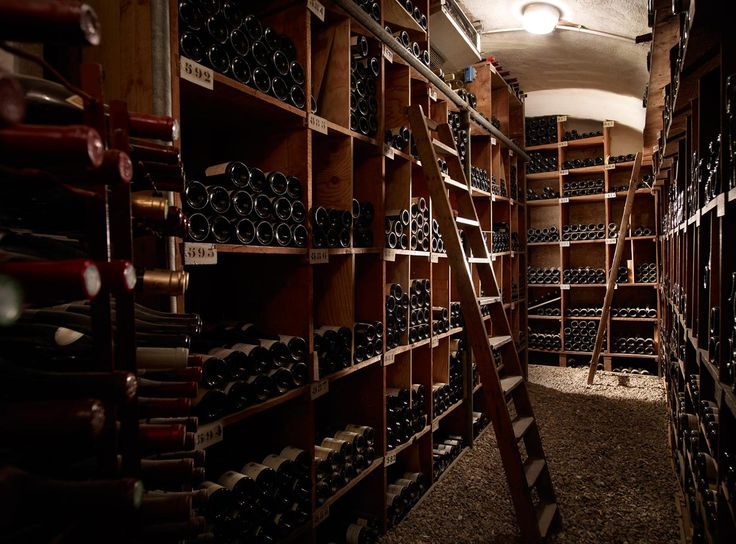The Cellars at Restaurant Taillevant #wine #SouthAfrica www.winewizard.co.za