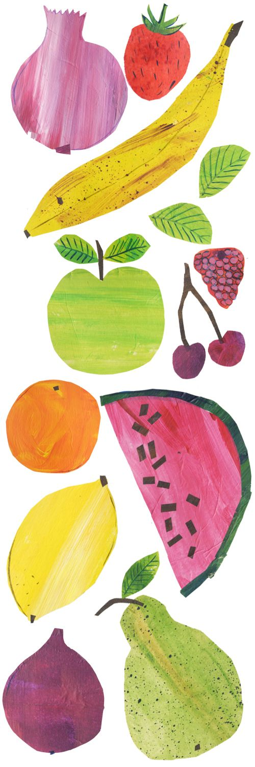 Fruit salad by Tracey english www.tracey_english.co.uk
