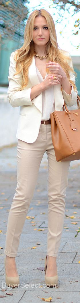 Mango Blazer - love the colour combo and look