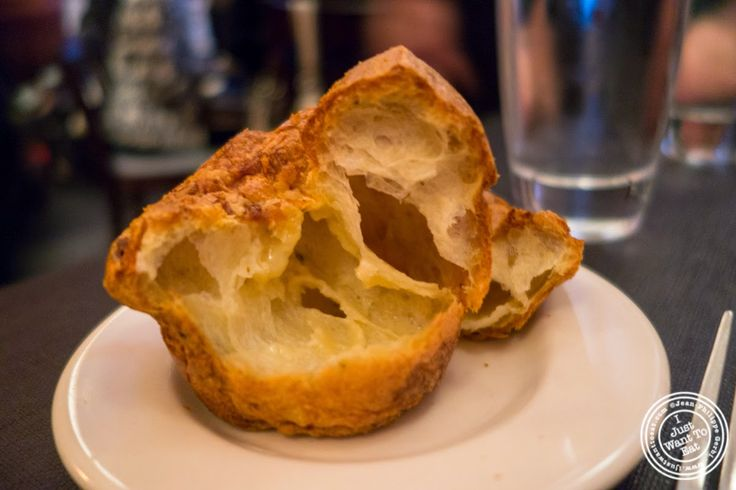 image of popover at David Burke's Fishtail in NYC, NY