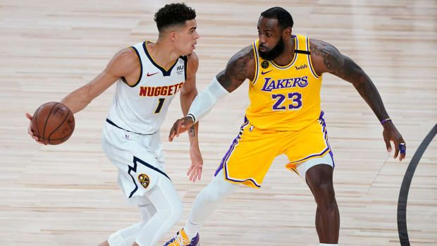 Western Conference Finals Preview How Can Nuggets Prevail Over Lakers In 2020 Western Conference Sports Highlights Los Angeles Clippers
