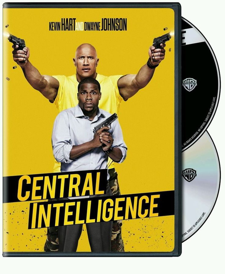 Central intelligence dvd 2016 special edition dwayne