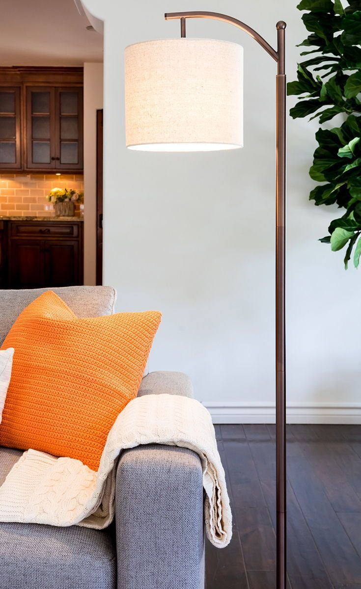 Montage Led Floor Lamp Classic Pole And Arc Reading Light The