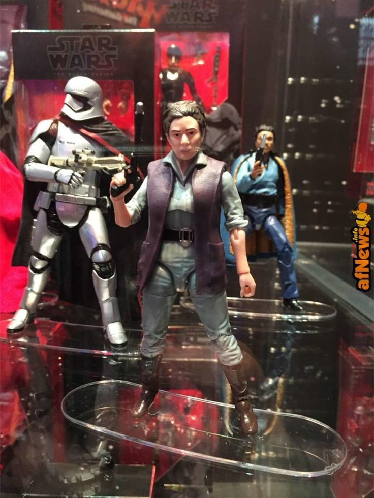 General Leia Is Getting the Badass Star WarsAction Figure She Truly Deserves - http://www.afnews.info/wordpress/2017/07/22/general-leia-is-getting-the-badass-star-wars-action-figure-she-truly-deserves/
