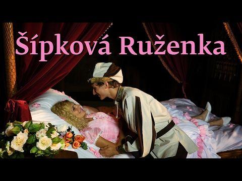 Smejko a Tanculienka - Šípková Ruženka (rozprávka) - YouTube