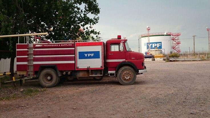 Autobomba - YPF - Señal Picada