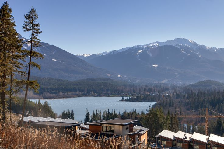 Look at that view! 8620 Jon Montgomery Stroll, #Whistler.  #ThornhillRealEstateGroup