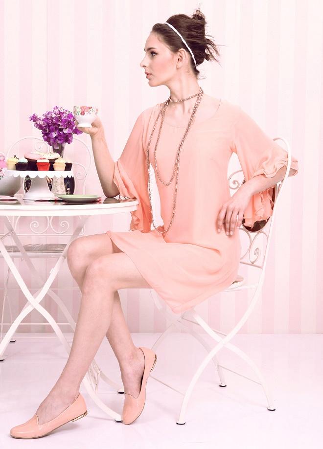 Pink Lady Elbise Markafonide 39,90 TL yerine 29,99 TL! Satın almak için: http://www.markafoni.com/product/3851674/