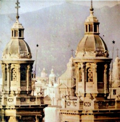 """URBATORIVM: LA CIUDAD DE SANTIAGO, LA """"CIUDAD DE DIOS"""""""