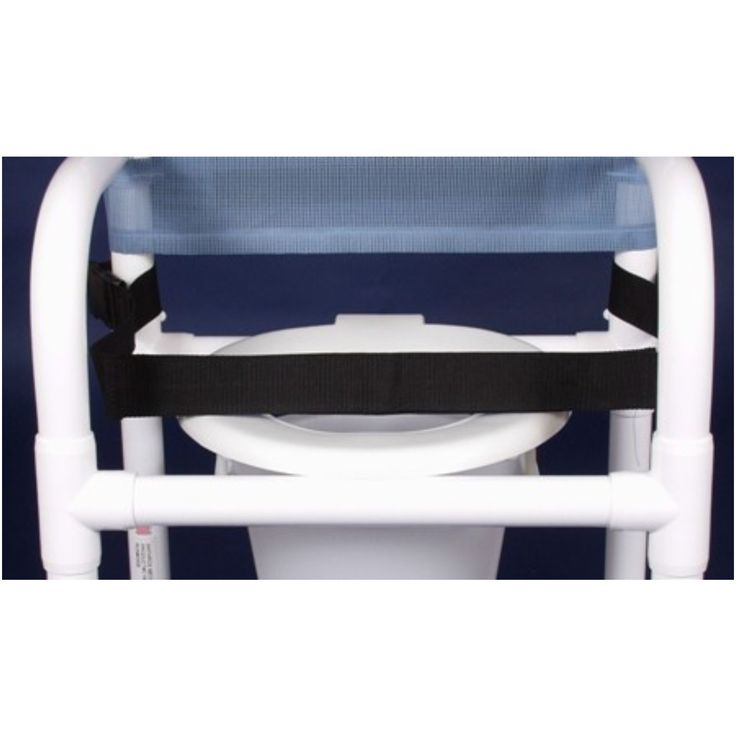 Image of Anthros Medical C2060-3p Chair, Reclining, 20 In. Swing-Away, 3 In. Casters, Pail, Crs