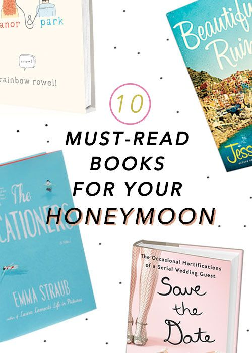 What you should read when you're not doing other #honeymoon things | Brides.com