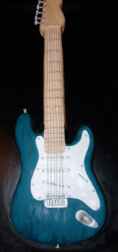 Fender Guitar Cake | Flickr - Photo Sharing!