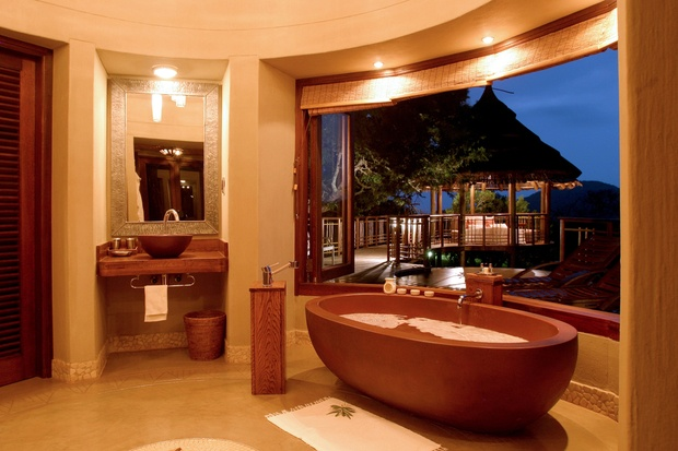 Thanda Private Game Reserve, South Africa
