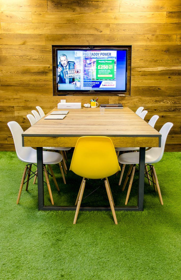 Meeting room in Munro House, Leeds