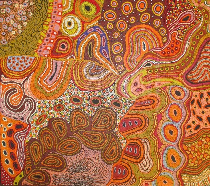 Extrem Les 25 meilleures idées de la catégorie Art aborigène sur  WB03