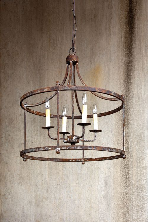 This fabulous rustic fixture can be purchased in our online store.  Just click on Lighting for details and to see even more...