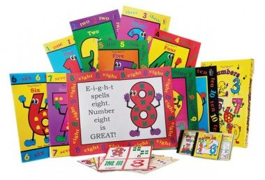 Sing & Read Number Series Kit | Frog Street Press #ECE #teaching