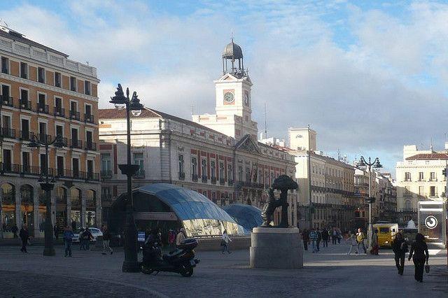 Madrid - Puerta del Sol | Flickr - Photo Sharing!
