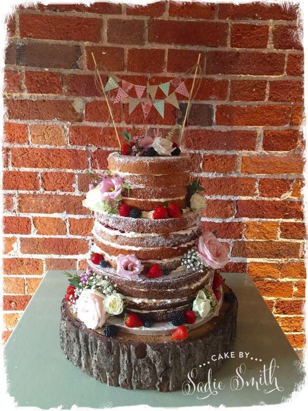 Naked Wedding Cakes Covering Wimborne Poole Bournemouth And Surrounding Areas Of Dorset
