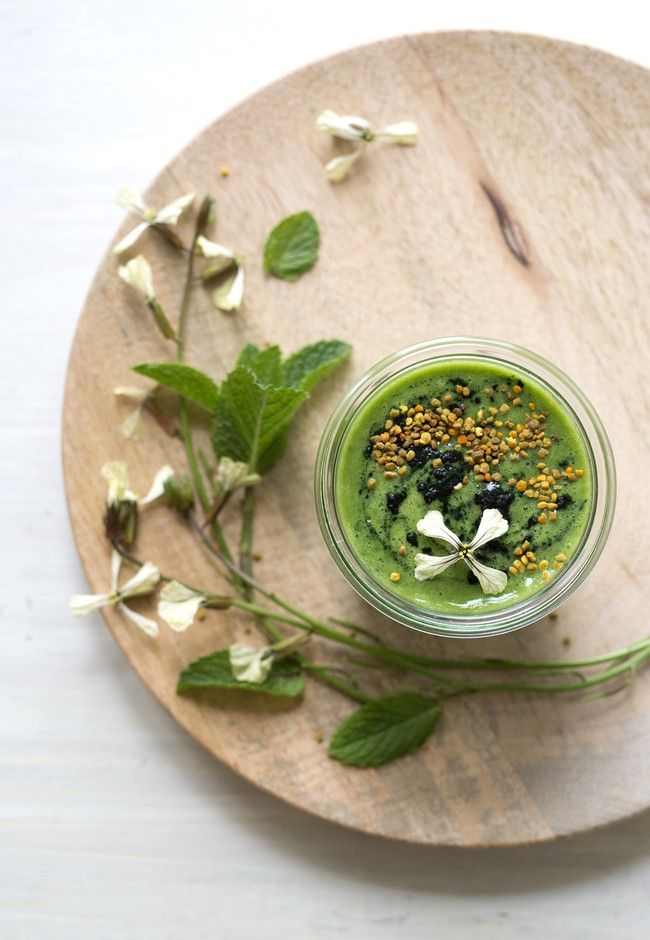 Green Goodness Smoothie| Good Magazine